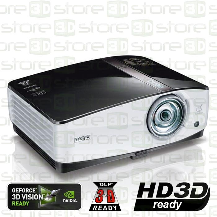 3d проектор benq mp780st nvidia3d dlp3d