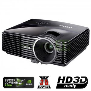 3D Проектор BENQ MP776 (DLP 3D Ready)